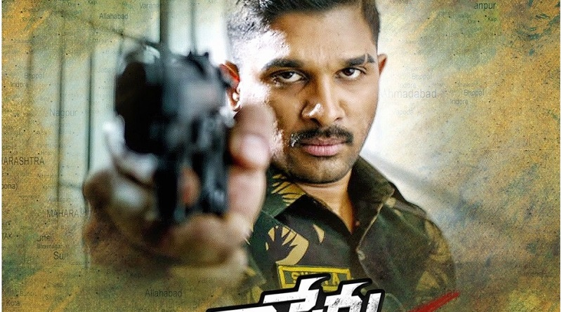 Allu Arjun Naa Peru Surya Naa illu India Movie First Look