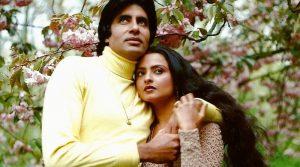 Амитабх и Рекха