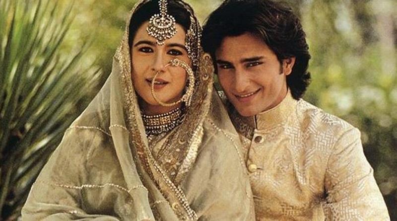 Амрита Сингх и Саиф Али Кхан