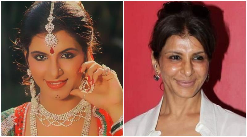 Анита Радж тогда и сейчас 57 лет