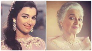 Аша Парекх - Тогда и сейчас