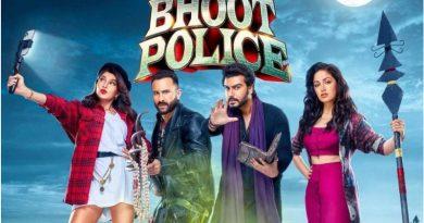 Bhoot Police / Охотники за приведениями (2021)
