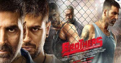 Братья / Brothers (2015) / Рецензия Роки Хинандани