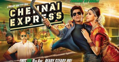 Chennai Express / Ченнайский экспресс (2013). Рохит Шетти. Рецензия Падмини