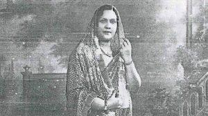 Джадданбай в фильме Talash-e-Haq (1935)