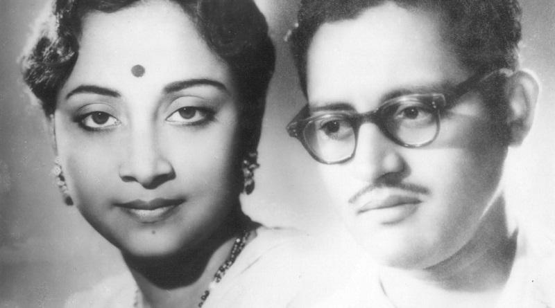 Гуру Датт и его муза, супруга Гита: 11-летний союз, полный взлетов и падений