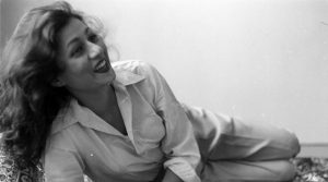 Hindi-Movie-Actress-Madhubala-in-her-Room-Photographed-by-James-Burke-for-Life-Magazine-1951