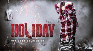 Постер к индийскому фильму Отпуск