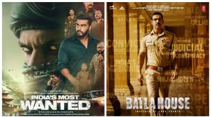 India's Most Wanted and Batla House