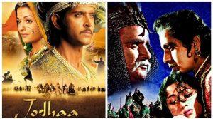 Jodha Akbar and Mughal-E-Azam