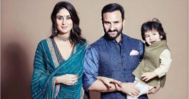 Больше не тайна: Как Карина Капур и Саиф Али Кхан назвали своего второго ребёнка