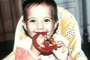 Катрина Каиф в детстве