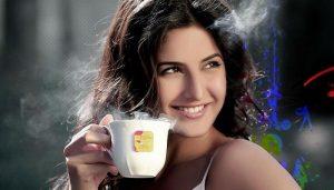 Катрина Каиф в рекламе