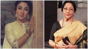 Мала Синха тогда и сейчас