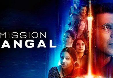 Mission Mangal / Миссия на Марс (2019). Оценки критиков