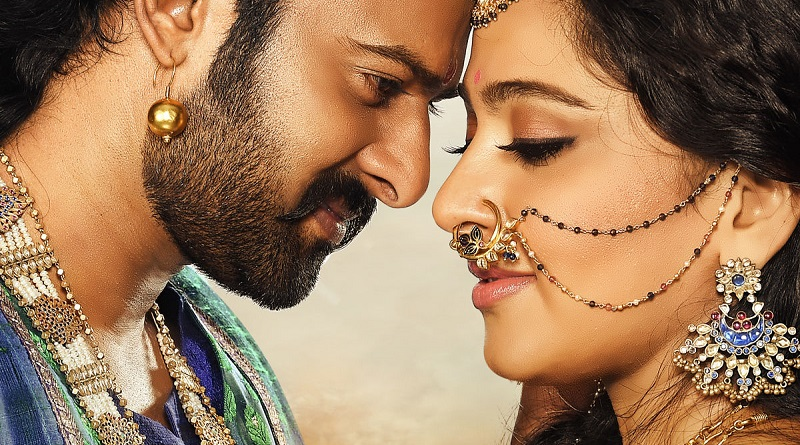 Prabhas, Anushka in Baahubali 2 4th week Posters
