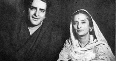 Мама Раджа Капура, Рамсарни: Без любимого мужа не смогла прожить даже трех недель