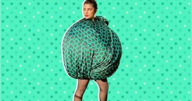 Платье-шар Приянки Чопры вызвало серию веселых фотожаб