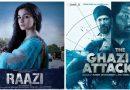 Raazi and Ghazi Attack