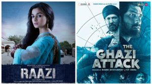 Raazi and Ghazi Attack