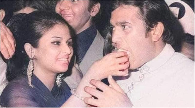 Первая любовь Раджеша Кханны, которая должна была стать его женой вместо Димпл Кападии — Анджу Махендру