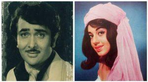 Рандхир Капур и Бабита Шивдасани