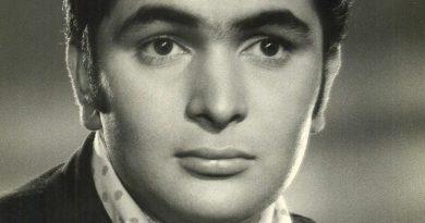 Вспоминая легенду: Риши Капур