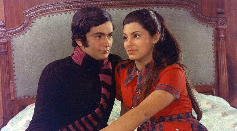 Когда Риши Капур признался, что на съемках «Бобби» был в романтических отношениях с Димпл Кападией