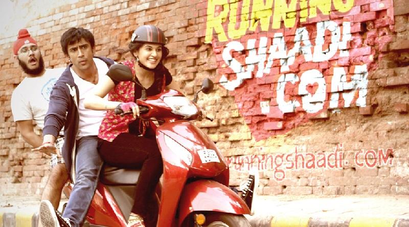 Индийский фильм Running Shaadi.Com