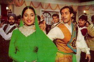 Салман и Мадхури