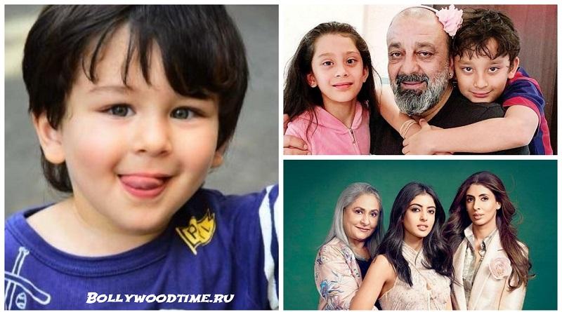 Самые причудливые имена детей индийских знаменитостей