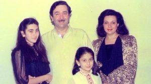 Семья Капур Бабита и Рандхир