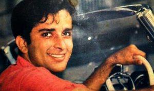Шаши Капур в молодости