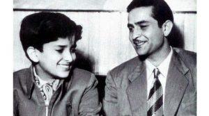 Шаши Капур и Радж Капур