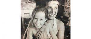 Шаши с дочерью Санджаной