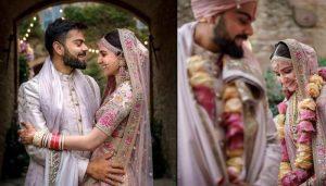 Свадьба Анушка Шарма
