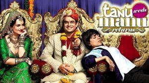 Tanu Weds Manu Returns Свадьба Тану и Ману - 2