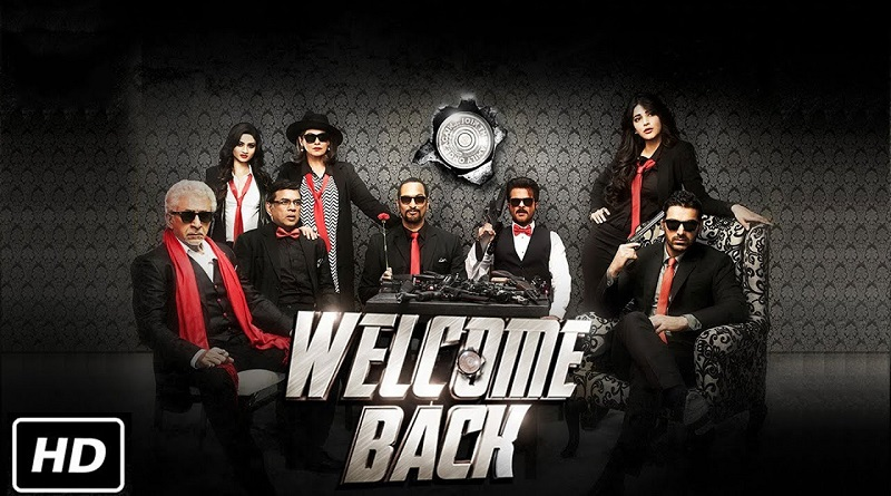 Welcome Back 2015