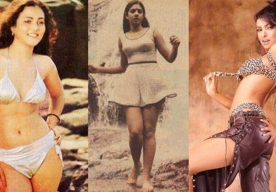 Мини-бикини  или  Особенности женских фигур актрис Болливуда